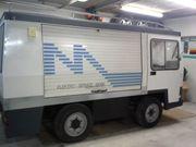 Elektromobil - FA VOLK Typ EFW