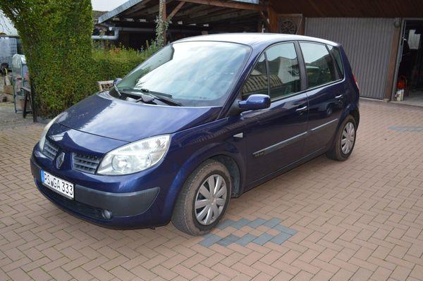 Renault Scenic Automatik 2005 73000