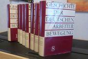 Geschichte der deutschen Arbeiterbewegung