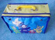 Original Teletubbie-Koffer aus den 90er