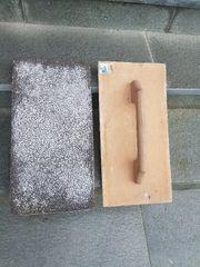 Schleifbretter aus Holz
