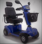 Elektromobil AD Cava - Farbe blau