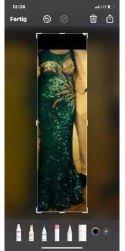 Abendkleid Ballkleid Verlobungskleid gr 38-40