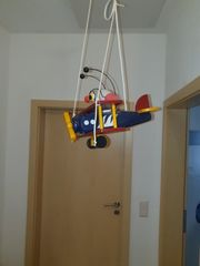 Kinderlampe Flugzeug