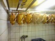 Pute Enten und Hähnchen Geflügelhof