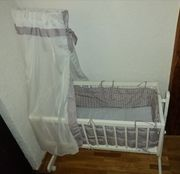 Babybett Kinderbett Stubenwagen