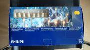 Philips Aussenlichterkette Kerzenlichterkette Lichterkette Christbaumbeleuchtung