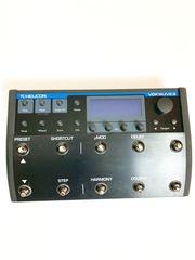 TC Helicon VoiceLive 2 Vocaleffekt