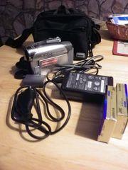 Sony Handycam DCR-HC 23 mit