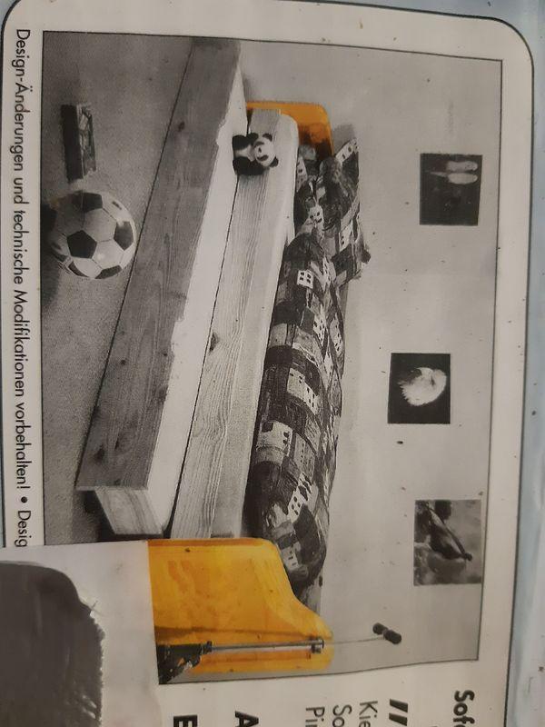 Sofabett 2 0x0 9 m