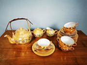 Tee Service Japan japanisch Wasserzeichen