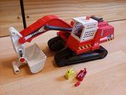 Playmobil Kettenbagger