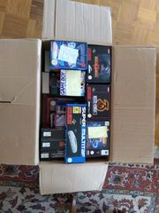 Verkaufe NES SNES N64 Playstation