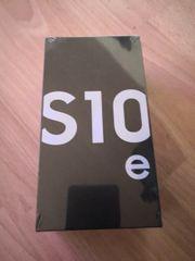 Samsung S10e in 128GB prism
