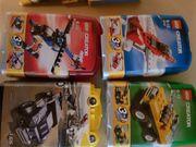 Lego Creater 6741 6742 586
