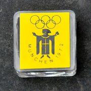 Olympia 1972 Der olympische Eid -Rarität