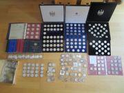 365 Gedenkmünzen 5 und 10