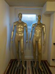 2 Schaufensterpuppen männlich