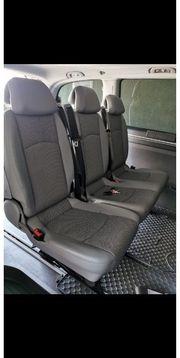 Autositze für Mercedes Viano