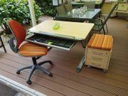 Schreibtisch - Set