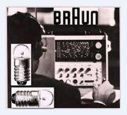 Braun T1000 Weltempfänger Designer Radio