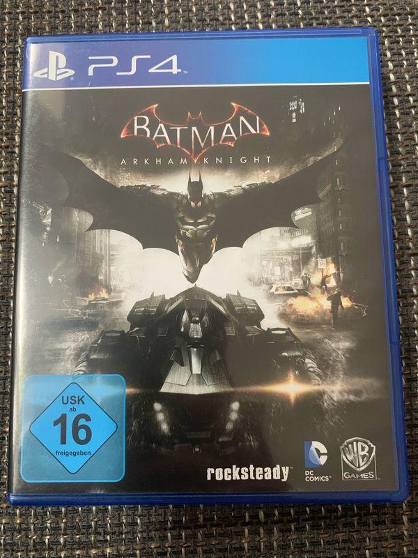Batman Arkham Knight PS4 PlayStation
