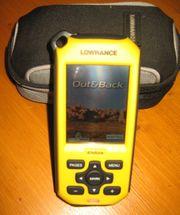 Outdoor GPS Navigation - Lowrance Endura