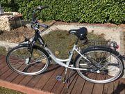 Citybike 28 wie NEU ALU