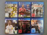 PlayStation 4 Spiele