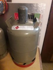 11kg Gasflasche