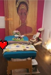 Wellness massage afro