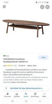 Wohnzimmer Tisch 1 8m x