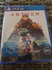 anthem- sealed game - ps 4