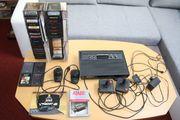 Atari 2600 mit Zubehör