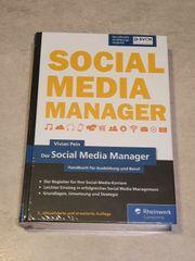Der Social Media Manager Das