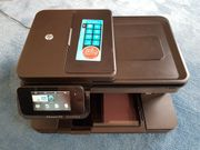 HP PHOTOSMART 7520 DRUCKER SCANNER