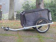 Anhänger Fahrrad Lasten Moped Mofa