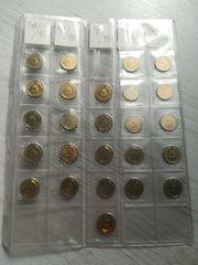 5 pfennig Münzen