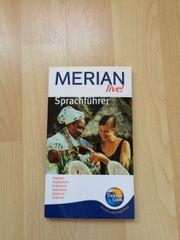 UNBENUTZT Merian live Sprachführer 6