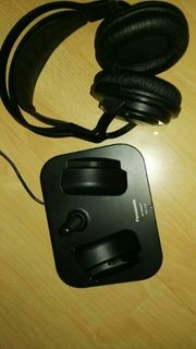 Funk Kopfhörer von Panasonic