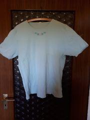 T-Shirt Gr 48 bleu mit