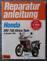 Reparaturanleitung R A Honda XRV