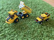 Lego Knick LKW und Jeep
