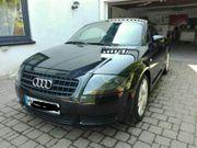 Audi TT Liebhaberfahrzeug