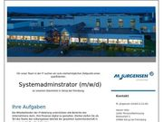 Systemadminstrator m w d
