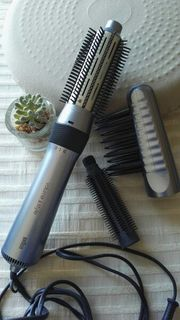 Haarstyler Braun