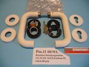 HEWI-Rosetten-Drückergarnituren 111 S20 111 S23