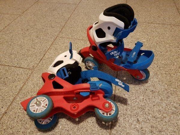 9813582a3327f9 Rollschuhe verstellbar Kinder in Heidelberg - Skaten
