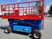 Diesel Scherenbühne Upright SL 26