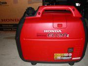 Honda EU 20i mit Inspektions